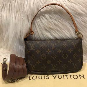 Authentic Louis Vuitton Pochette #4.3L